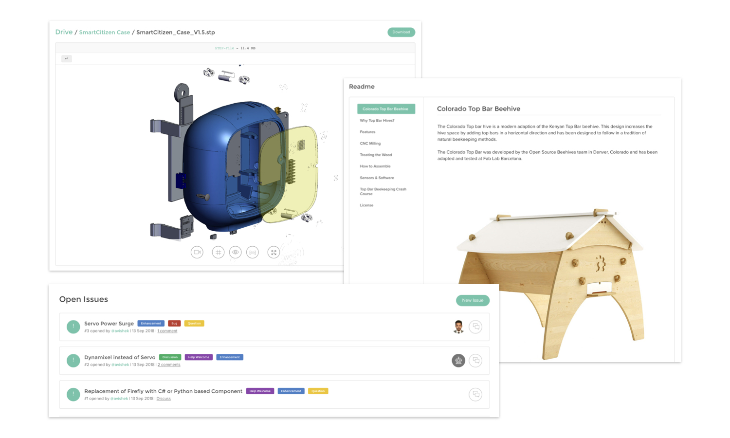 projects.fablabs.io