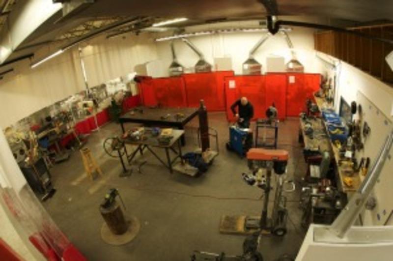 Artisan 39 s asylum fablabs for Plan b design fabrication inc