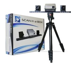 Scanner scatola xs