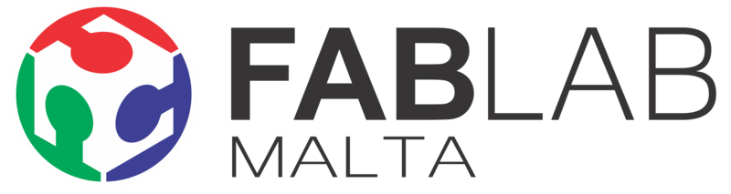 Fablabmalta logo rectangle